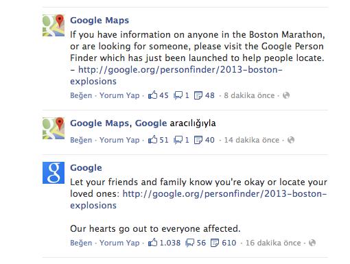Boston Explonotion